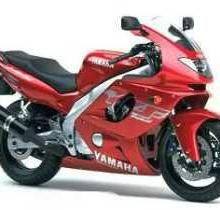 供应雅马哈YZF600R跑车摩托车
