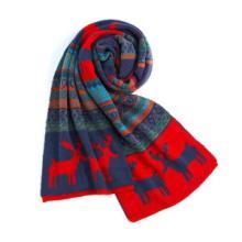 供应格子围巾