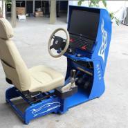 汽车驾驶训练机交通安全驾驶图片