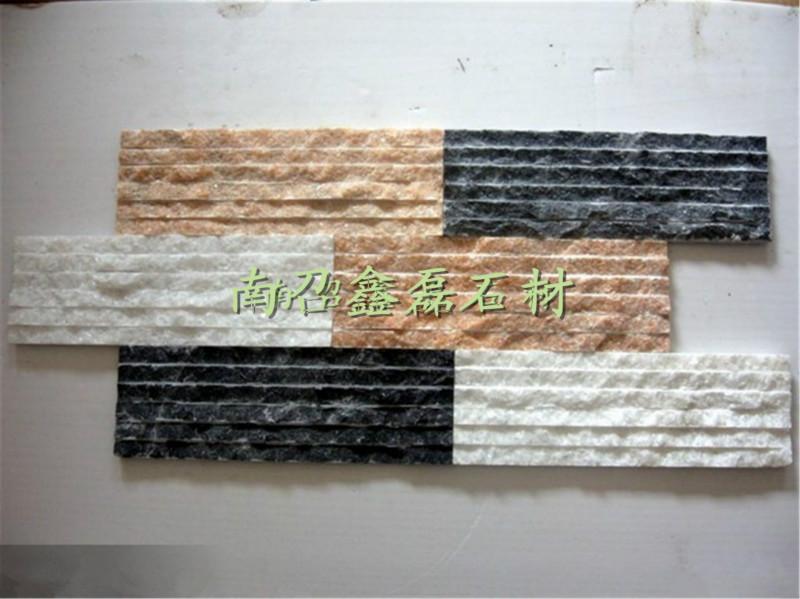 供应河南天然大理石文化石条纹砖内墙砖加工工艺
