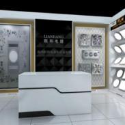 义乌样品间设计装修企业展厅装修图片