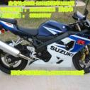 出售铃木GSX-R600摩托车1800元