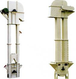 供应小型饲料斗式提升机饲料机械图片
