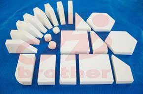 供应防弹陶瓷加工