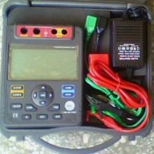 供应高压绝缘电阻测试仪/兆欧表/数字高压兆欧表