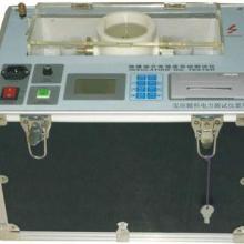 供应绝缘油介电强度测试仪ZIJJ-V/绝缘油耐压测试/试油器/变压器油耐压试验/变压器油击穿试验批发