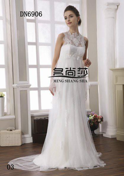 杭州婚纱礼服加盟 品牌婚纱礼服加盟 名尚莎婚纱礼服公司