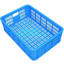 供应济南全新料塑料周转筐蔬菜篮可添加抗冷冻剂坚固耐摔耐低温