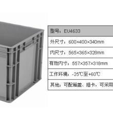 供应丰田专用汽配物流箱EU4633