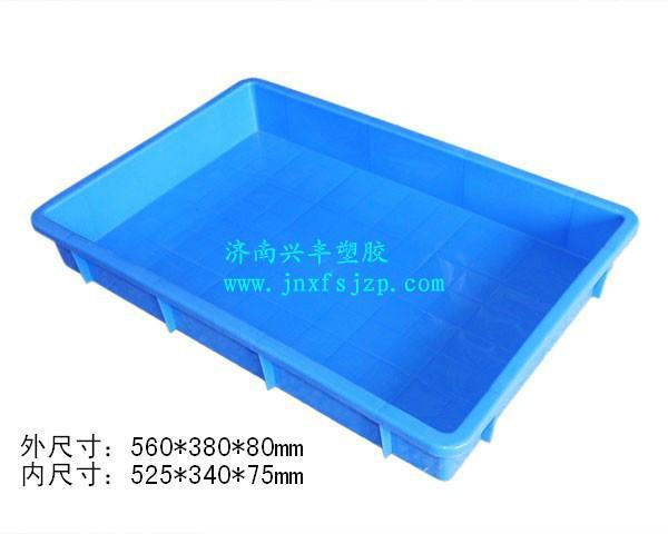 供应超低价批发全新料塑料方盘 塑胶食品盘 电子方盘
