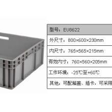 供应丰田专用汽配物流箱EU8622