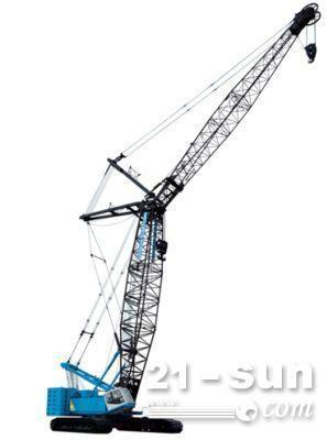 广西昆明出租100-600吨履带吊机