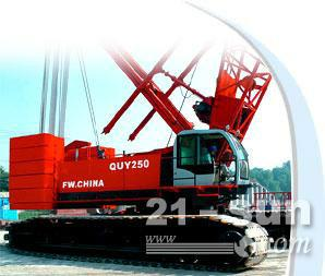 深圳现货出租三一1500吨履带吊