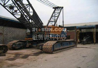 深圳广西昆明湖北福州出租50-650吨履带吊