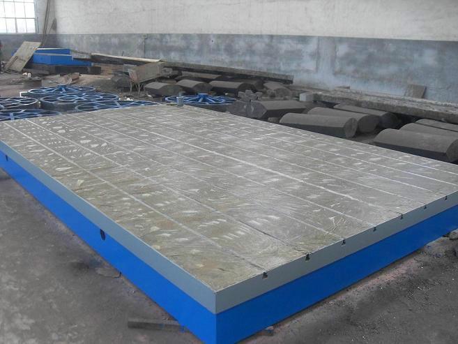 铸铁工作台图片/铸铁工作台样板图 (4)