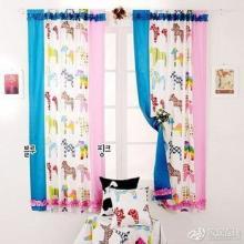 小孩专用窗帘布料