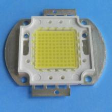 供应深圳100W集成大功率LED光源图片