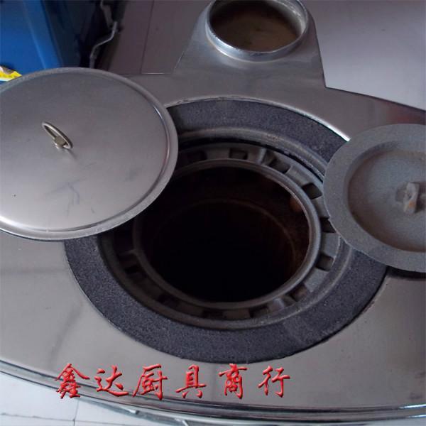 鲁旺采暖炉图纸符号上图纸图片