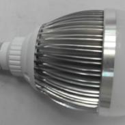 广东肇庆LED12W铝壳球泡灯图片