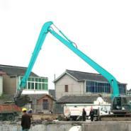 16米17米18米20米22米挖掘机加长臂图片