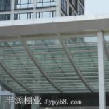 钢化玻璃雨棚价格,钢化玻璃雨篷图片,钢结构玻璃驳接件,深圳钢化玻璃棚