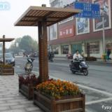 深圳不锈钢花池/仿木纹花池