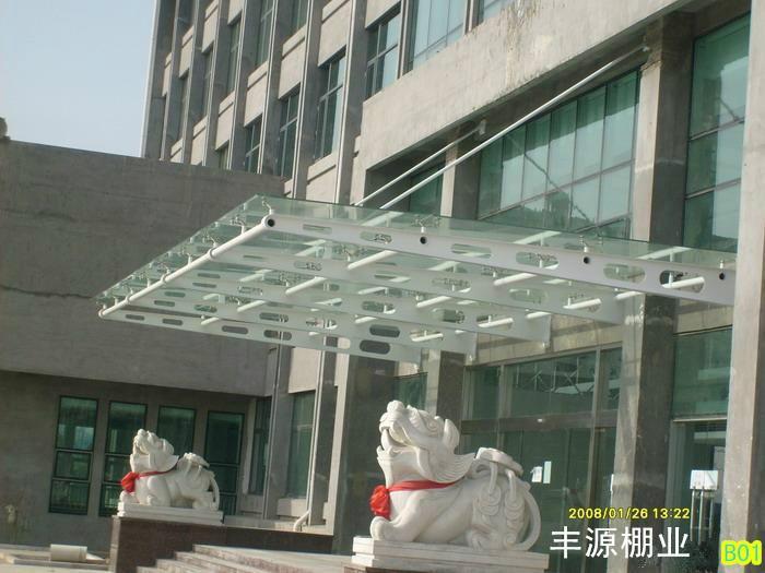 供应深圳钢化玻璃雨棚深圳钢化玻璃雨棚价格深圳钢化玻璃雨棚效果图