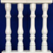 雪红栏杆葫芦瓶柱图片