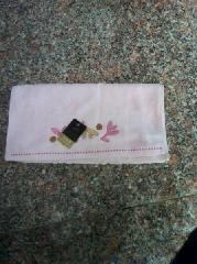 全棉吸水毛巾图片