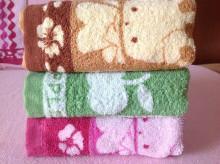 供应刺绣毛巾