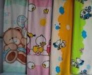 全棉印花浴巾图片