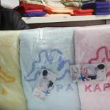 供应陕西毛巾批发、毛巾生产厂家、毛巾批发、干发巾批发、擦车巾