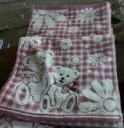 常州纯棉童巾厂家图片