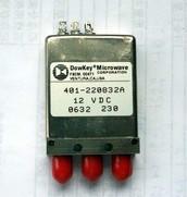 供应dow-key同轴开关401-220802A-ROHS