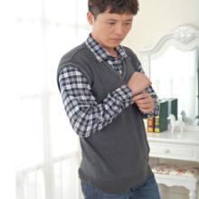 保暖内衣厂家批发竹纤维保暖衬衫 不倒绒保暖内衣