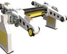 纸箱机械zj-y型液压无轴纸架厂家