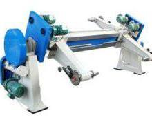 供应YZJ型液压无轴纸架 纸箱厂专用电动无轴纸架 专业生产 无轴纸架供应商图片