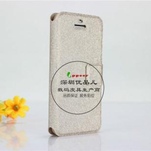 iphone5蚕丝纹手机皮套10件起批图片
