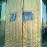 供应银川冬季棉门帘生产厂家