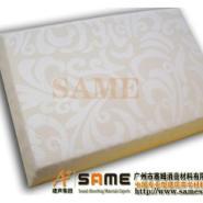 玉林玻璃棉皮革吸音软包图片