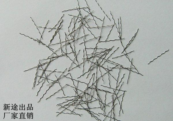 镀铜微丝钢纤维混凝土文件夹纸图片