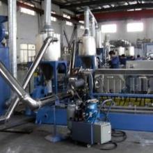 供应橡胶母粒造粒机