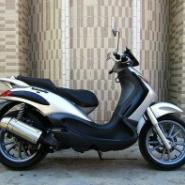 比亚乔200摩托车最新报价图片