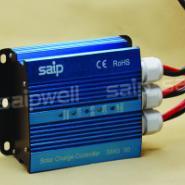 SMG40A铝壳太阳能防水控制器图片