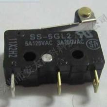 供应欧姆龙微动开关SS-5GL111