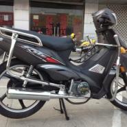 金戈本款式110弯梁车摩托车助力车图片