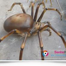 供应玻钢蜘蛛,仿真动物,自贡仿真艺术恐龙展览批发