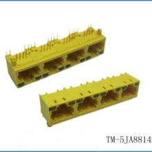 RJ45网络插座路由器网口以太网接口