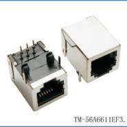 RJ11电话插座,屏蔽电话连接器图片