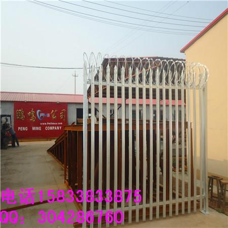 供应高效防护交通设施市政喷塑欧式护栏 绿色环保